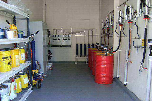Containerised Lube Rooms Clean Lube Solutions